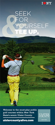 Great Golf in Ulster County